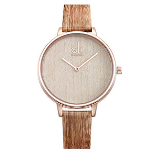 Annabelle Wooden Watch.