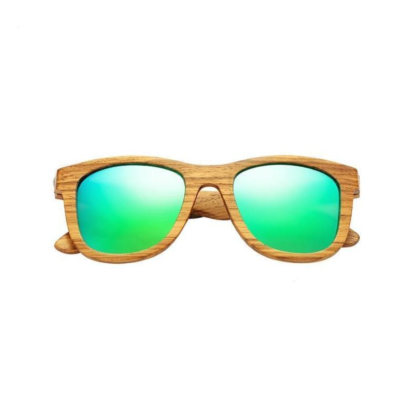 Brunswick Wooden Sunglasses