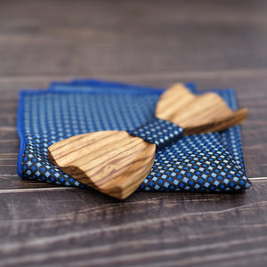 Williams Wooden Bow Tie.
