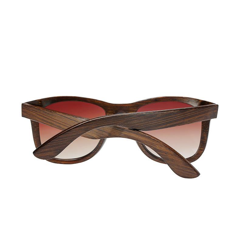 Micah Wooden Sunglasses