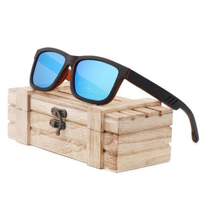 Bailey Wooden Sunglasses