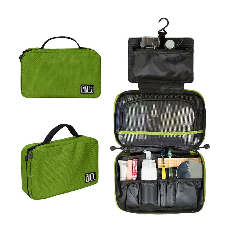 Business Travel Toiletry Bag