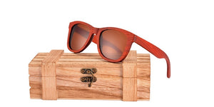 Marshall Wooden Sunglasses