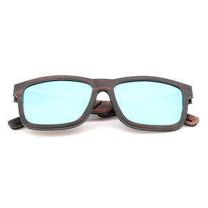 Luthor Wooden Sunglasses