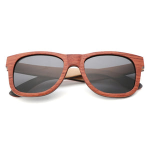 Bravo Wooden Sunglasses.