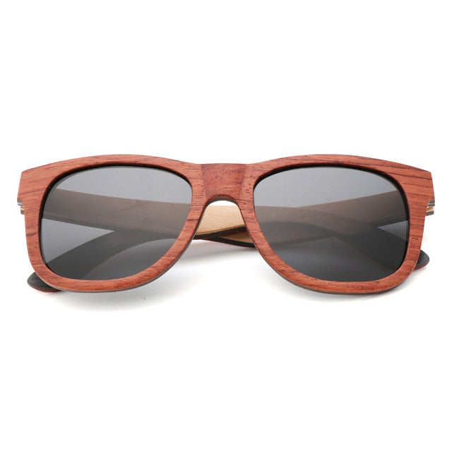 Bravo Wooden Sunglasses