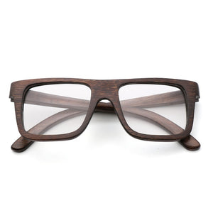 Swanson Wooden Sunglases.