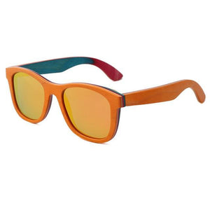 Hawker Wooden Sunglasses.