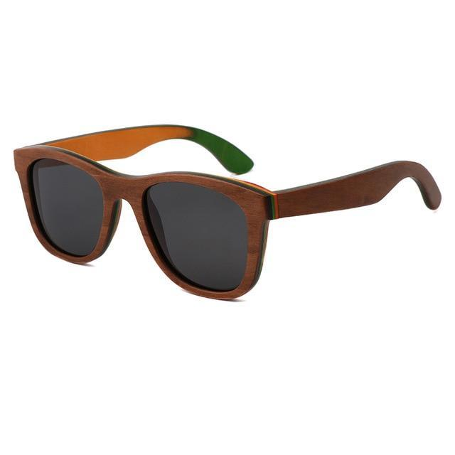 Hawker Wooden Sunglasses