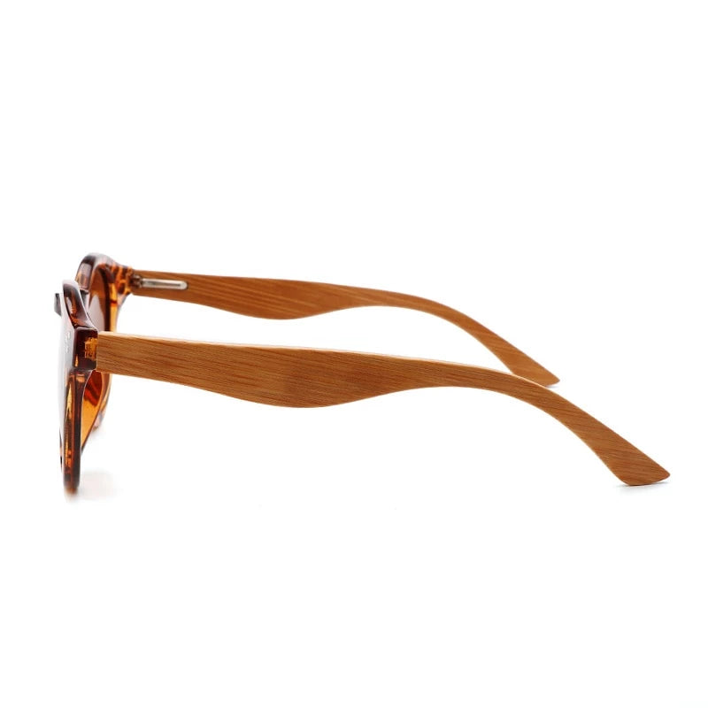 Aurora Wooden Sunglasses