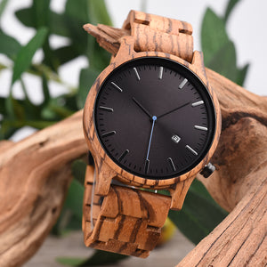 Washington Wooden Watch