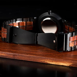Mornington Wooden Watch.