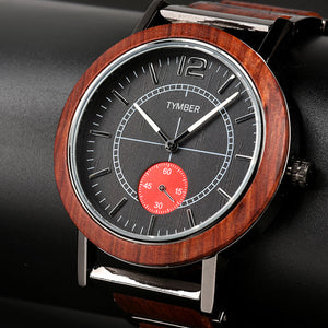 Mason Wooden Watch