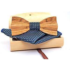 Williams Wooden Bow Tie