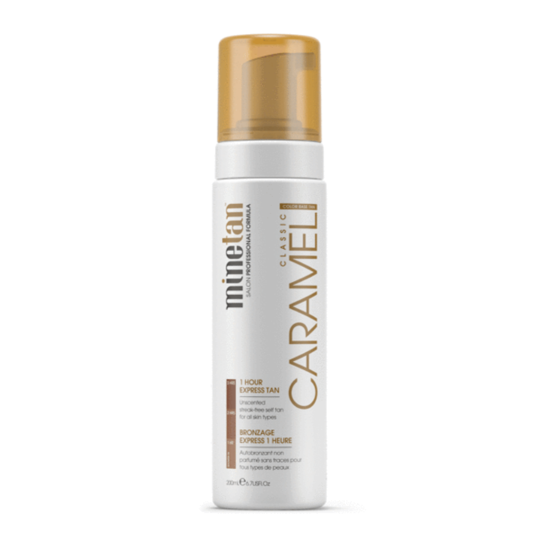 MineTan | Caramel Self Tan Foam