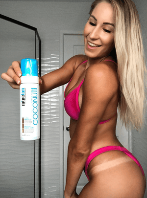 MineTan | Coconut Water Self Tan Foam