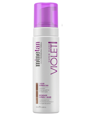 MineTan | Violet Self Tan Foam