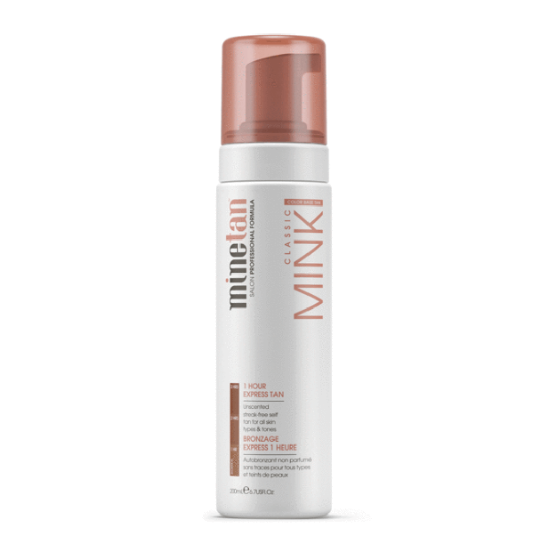 MineTan | Mink Self Tan Foam