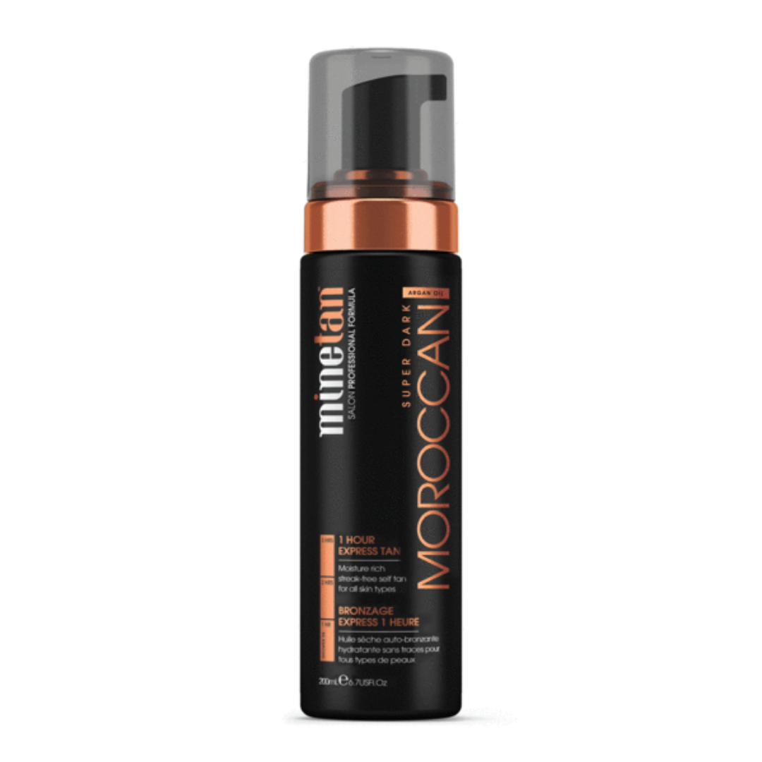 MineTan | Moroccan Self Tan Foam