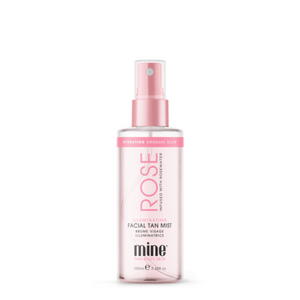 MineTan | Illuminating Rose Water Mist