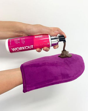 MineTan | Workout Ready Self Tan Foam