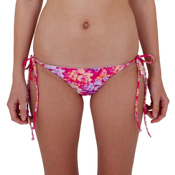 Pink Peony cheeky string pant