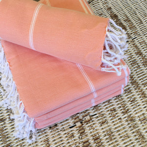 Turkish Towel- APRICOT