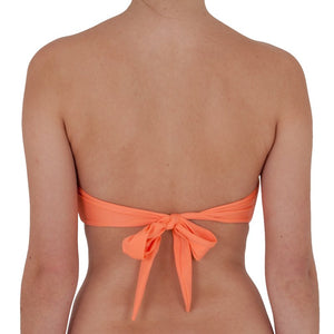 PEACH balconette top