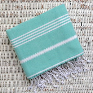 Turkish Towel- TURQUOISE