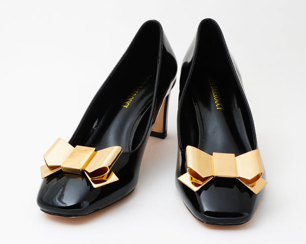 Wicked Black | Pumps | Low heels | Dech barrouci