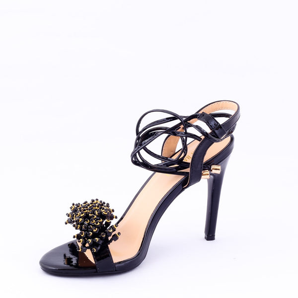 Grace Black | Sandals | High Heels | Dech Barrouci
