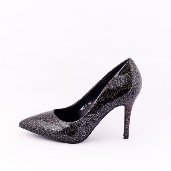 Tinkle Black | Pumps | Bellies | High Heels | Dech Barrouci