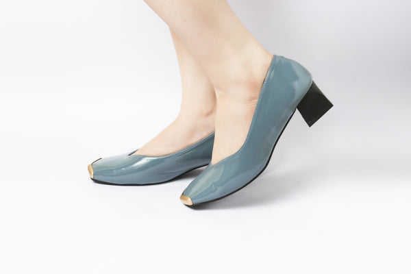 Edge Grey  | Pumps | Low heels | Dech barrouci