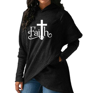 Faith Premium Sweatshirt for Women
