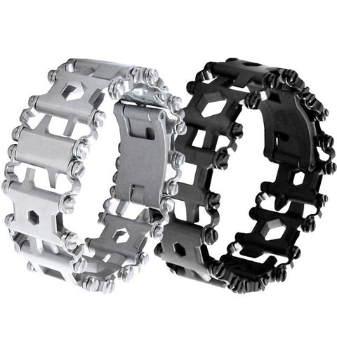 PowerBrace™ 29 in 1 Multi-Tool Tactical and Survival Bracelet