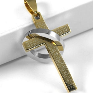 Christian Bible Pendant