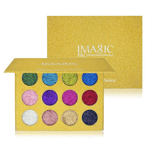 Luxury Collection Glitter Palette