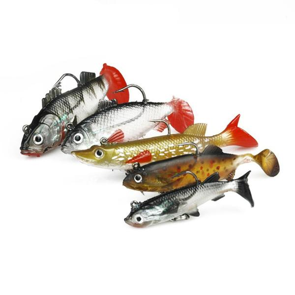 Performance fishing lures 5pcs set payvorite for Baby bass fish for sale