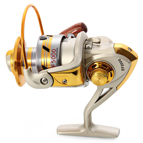 Metal Spinning Fishing Reels Fly Wheel - Free Shipping!