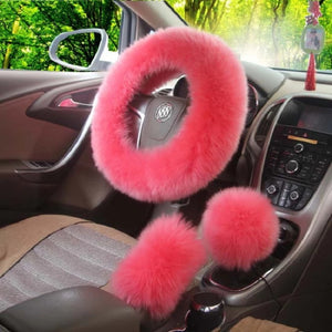 Fabulous Fur Wheels 3PCS/SET