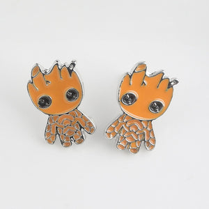 Groot Earrings