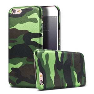 Tactical Military Camo - Ultra Thin & Anti Crash  iPhone Cases
