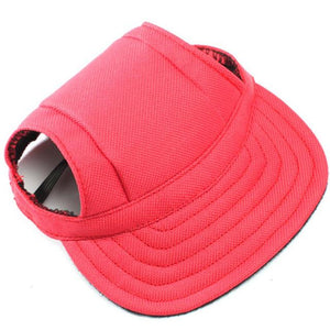 Visor Dog Protector Hat