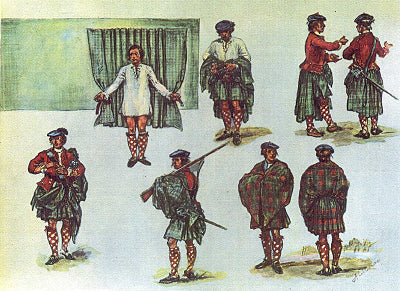 A 'not so' Brief History of the Kilt