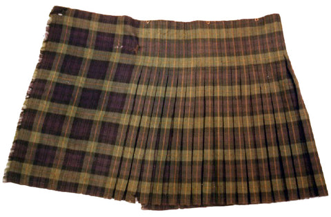 92nd Officers Kilt
