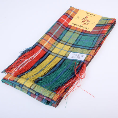 Buchanan Ancient Tartan Wool Sash