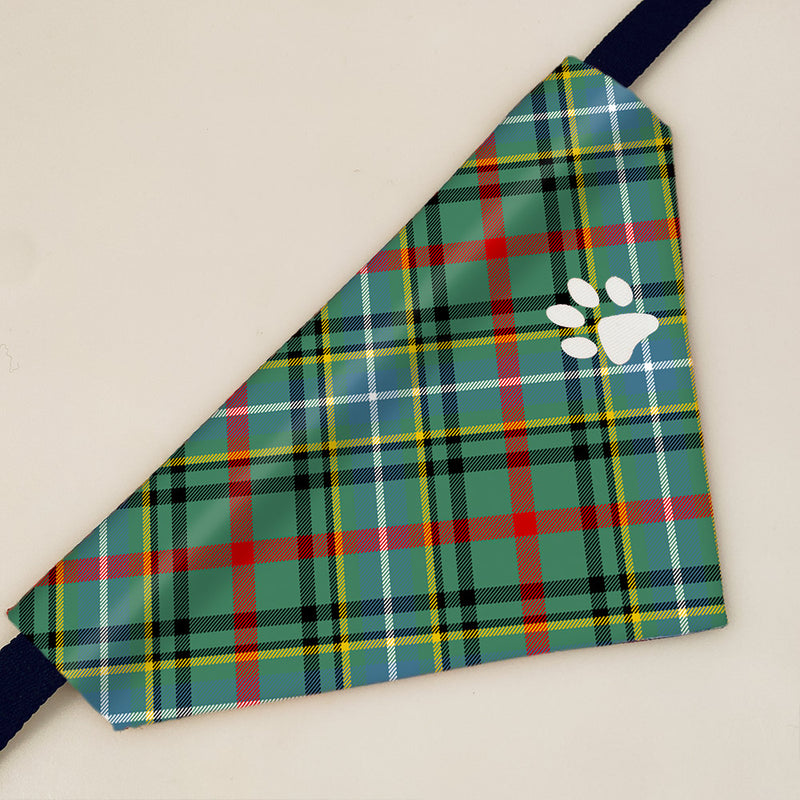 Bisset Ancient Tartan Pet Bandana