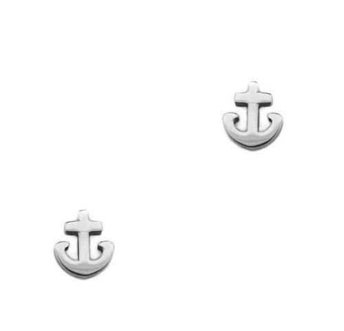 Outlander Inspired Anchor SS Stud Earrings