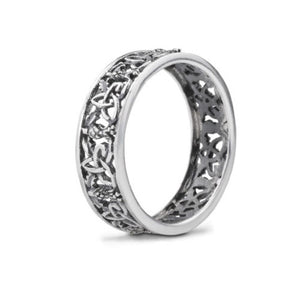 Outlander Inspired Silver Ring