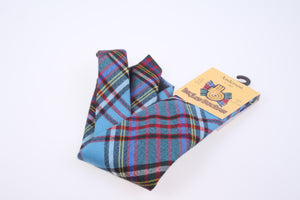 Pure Wool Tie in Anderson Ancient Tartan